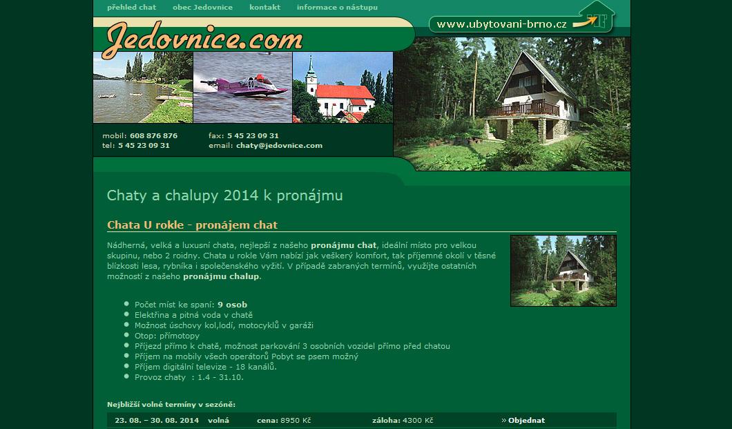 Jedovnice.com